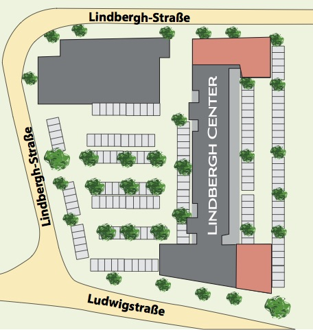 Hallbergmoos - Lindbergh Center