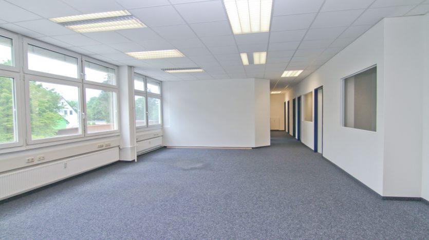 Büro / Laborräume 195qm in Eching zu vermieten