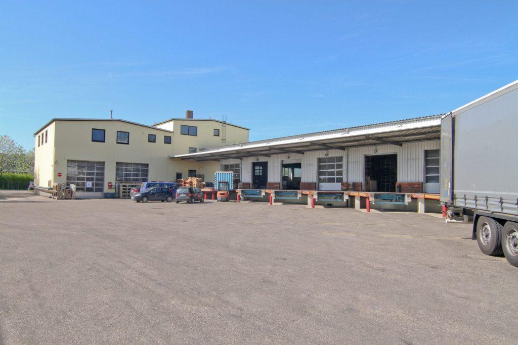 Garching - Logistik Gewerbepark