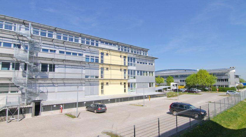 Büro / Showroom 181qm in Hallbergmoos zu vermieten