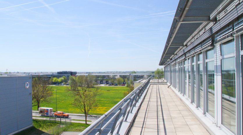Büro / Seminarräume 650qm in Hallbergmoos zu vermieten