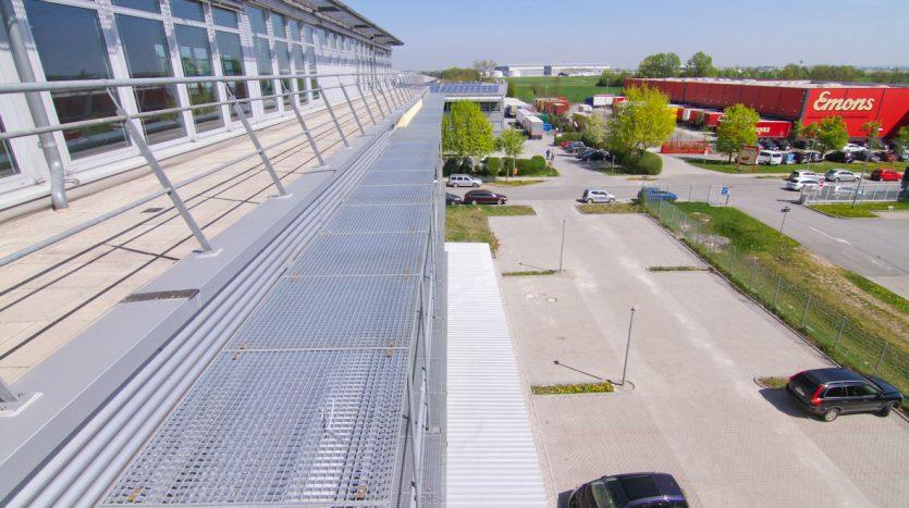 Bürofläche 120-424qm in Hallbergmoos zu vermieten